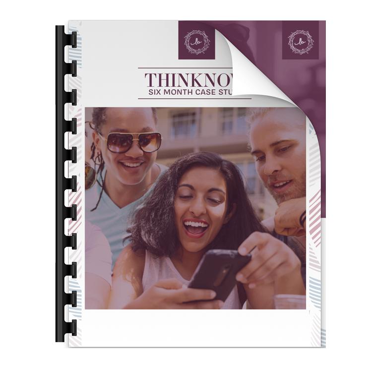 ThinkNow case Study