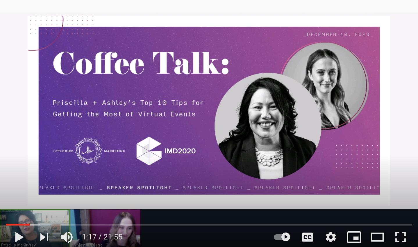 Insights Marketing Day videos